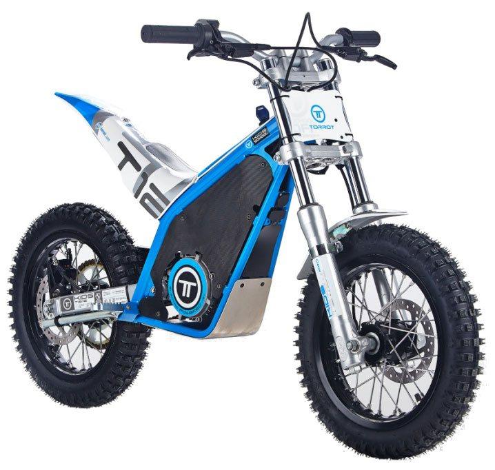 Torrot T12 48v 54cm Electric Kids Mini Trials Bike