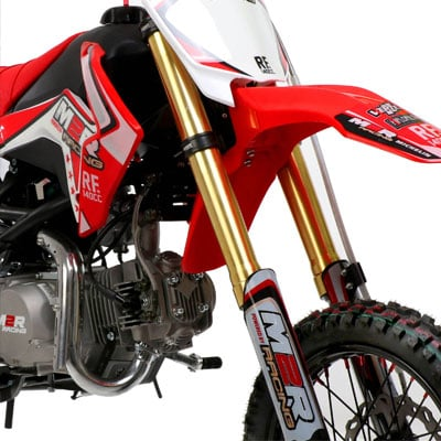 Hydraulic M2R RACING Front Forks