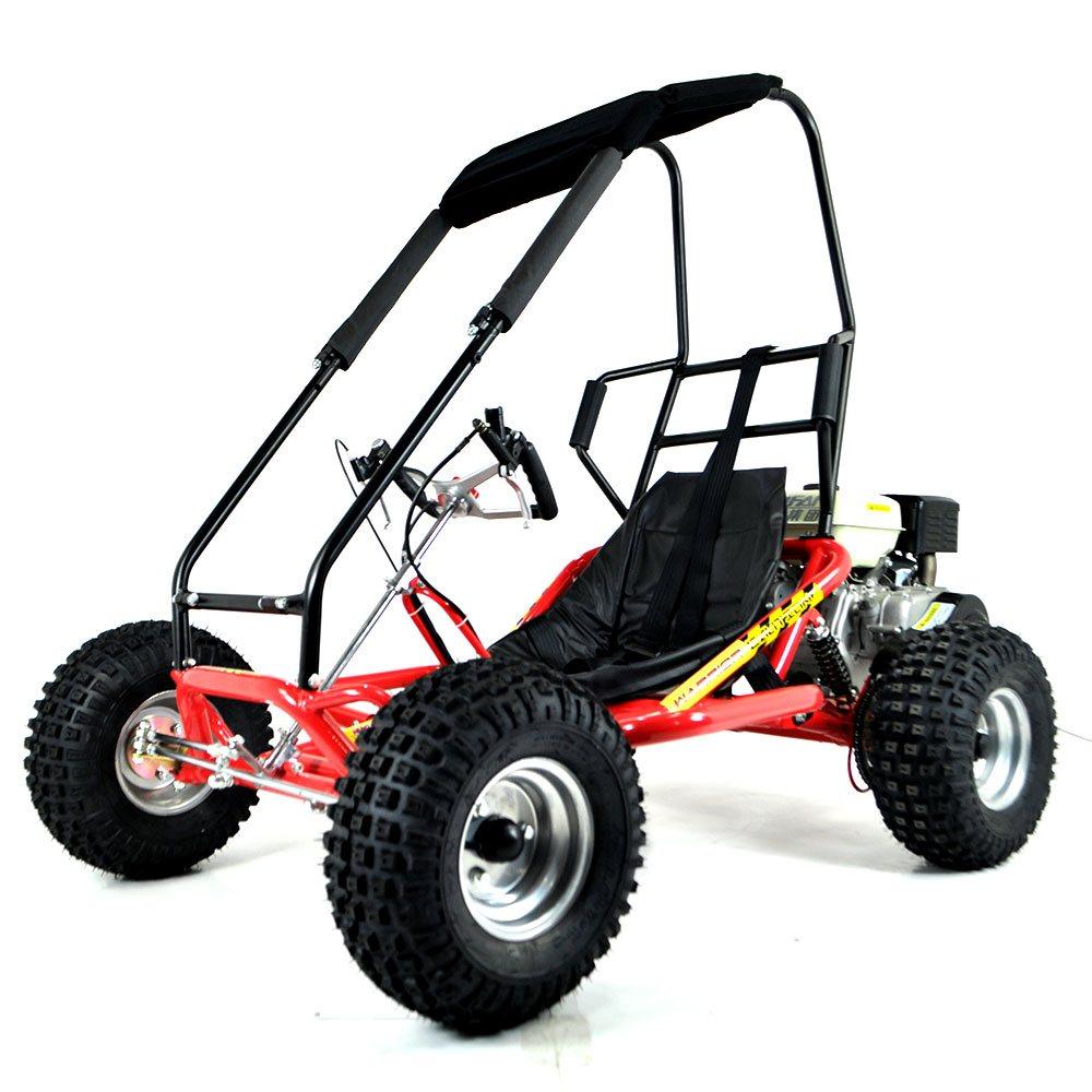 funbikes the drift 2 2015 270cc petrol red roll bar go kart. Black Bedroom Furniture Sets. Home Design Ideas