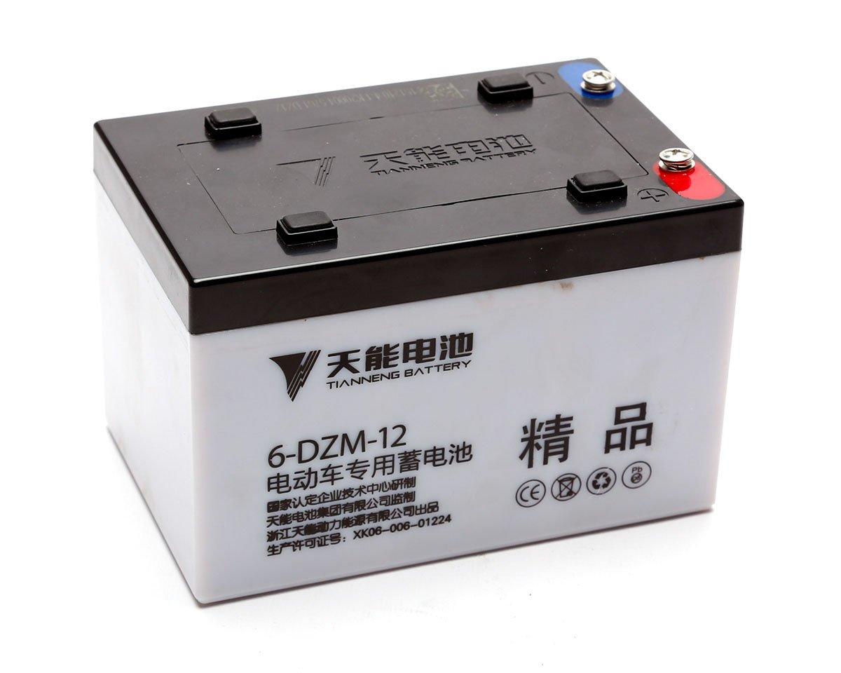 Velocifero Scooter 12 Volt Lead Acid Battery