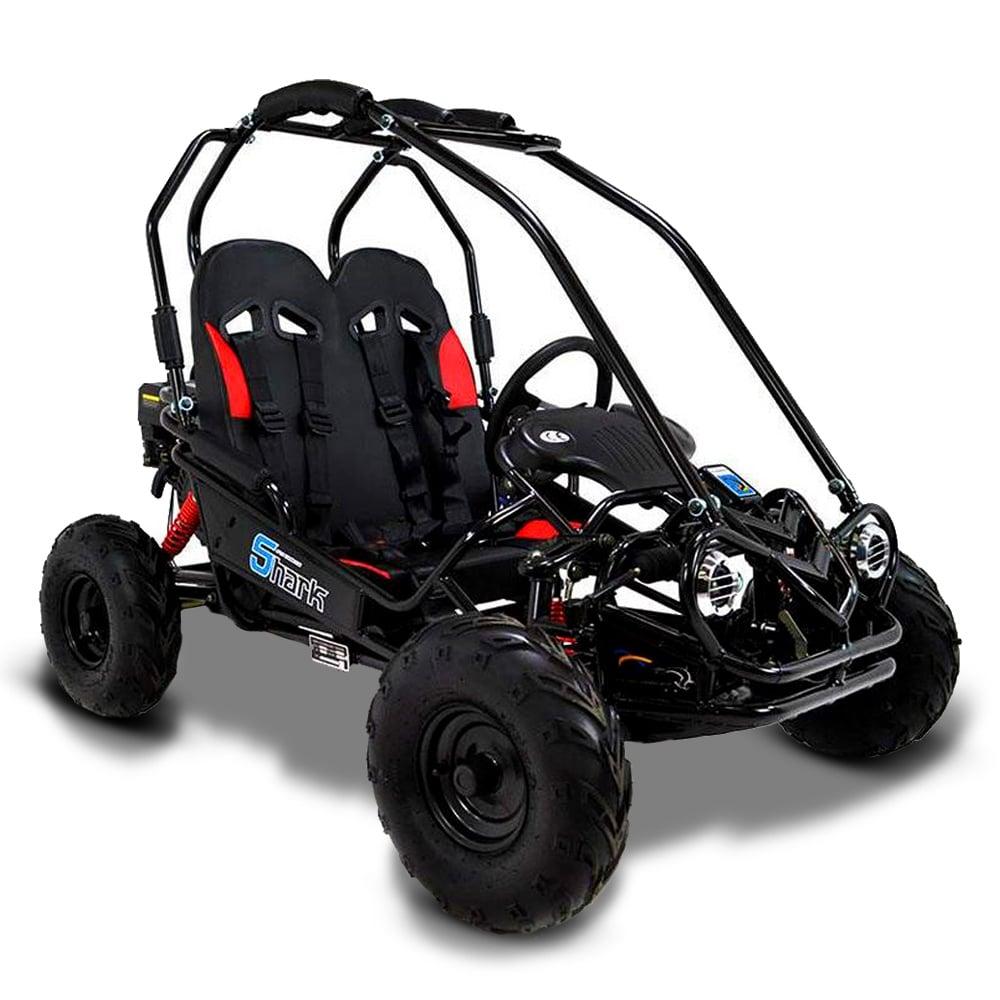 Funbikes Shark Rv50 156cc Black Mini Off Road Buggy