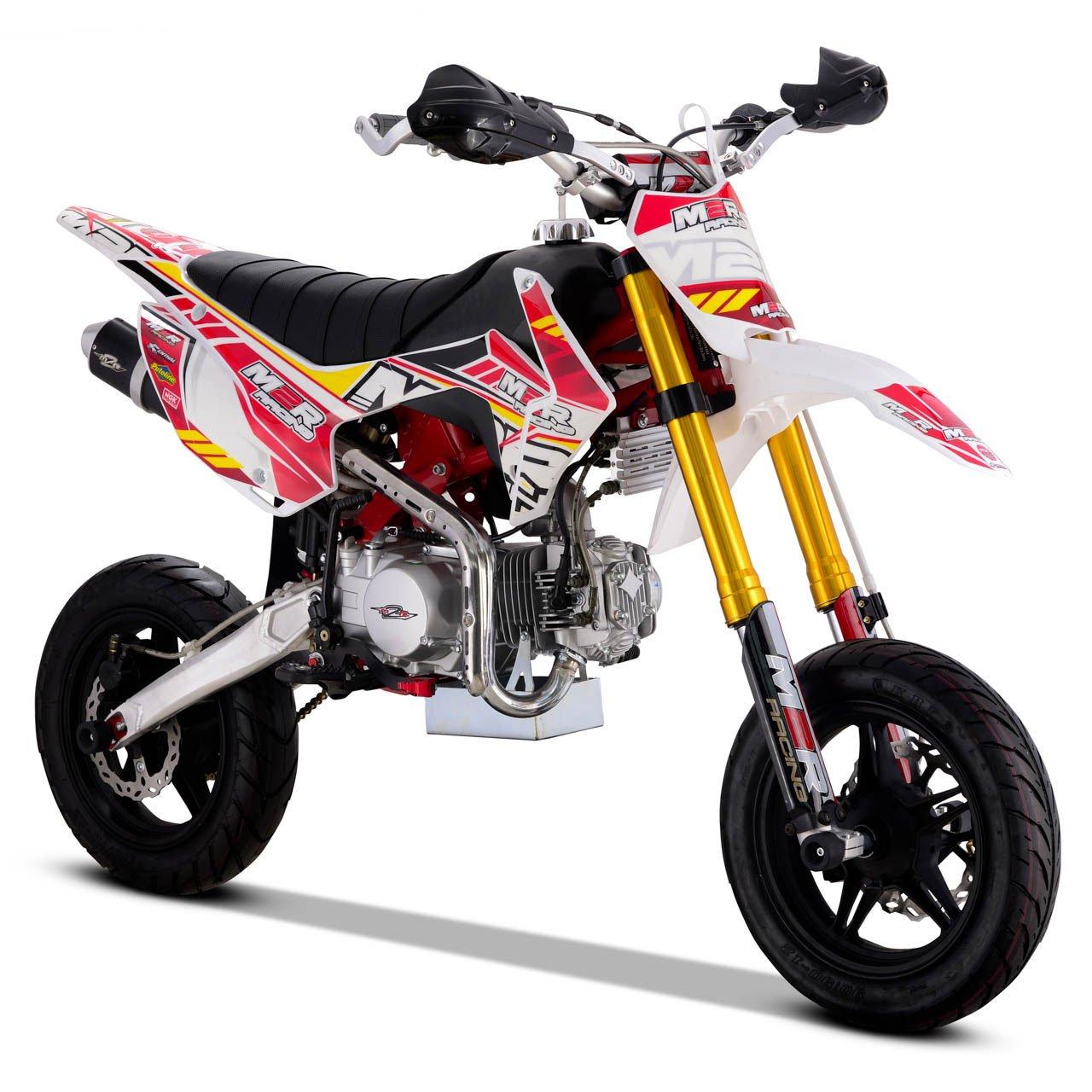 m2r racing rf140sm 140cc 82cm crf110 supermoto pit bike. Black Bedroom Furniture Sets. Home Design Ideas