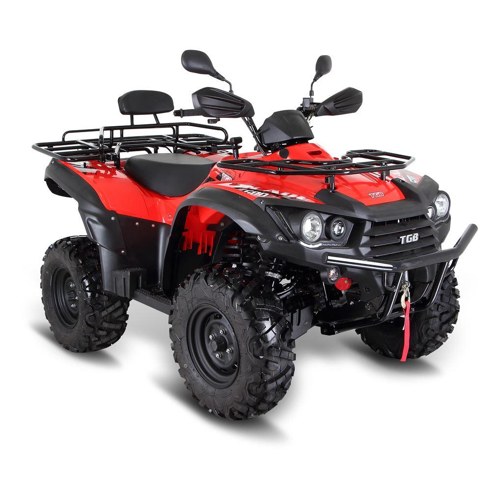tgb blade 600sl red agricultural quad bike. Black Bedroom Furniture Sets. Home Design Ideas