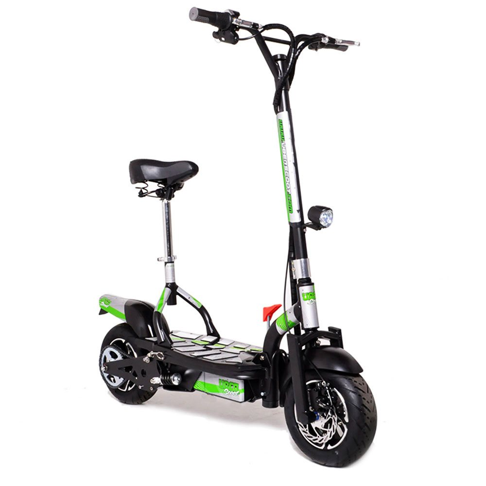 uber scoot cruzz 36 volt 1000w electric scooter powerboard. Black Bedroom Furniture Sets. Home Design Ideas