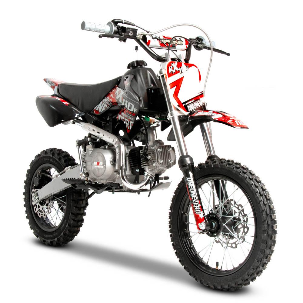 M2r Racing Kx110f 110cc 76cm Red Pit Bike