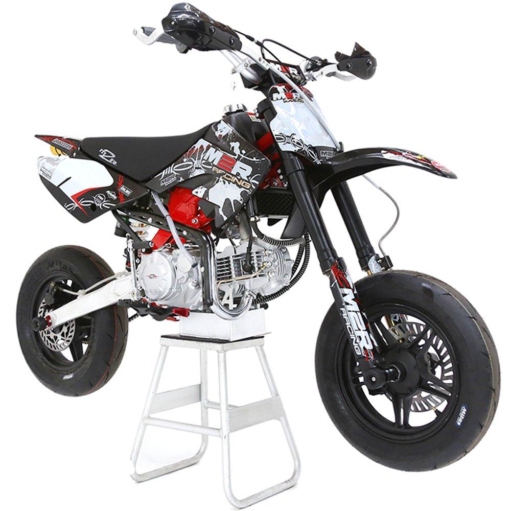m2r racing kx160sm 160cc lowered 76cm race ready supermoto. Black Bedroom Furniture Sets. Home Design Ideas