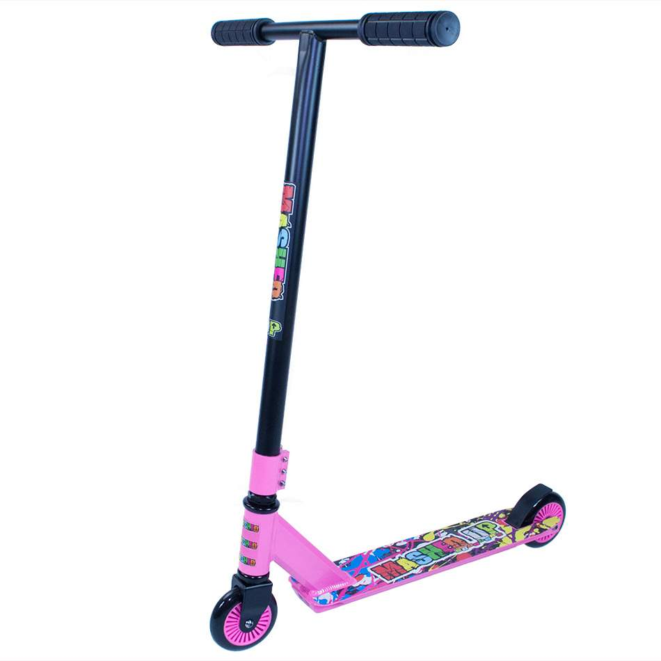 Mashed UP Street Stunt Scooter - Pink