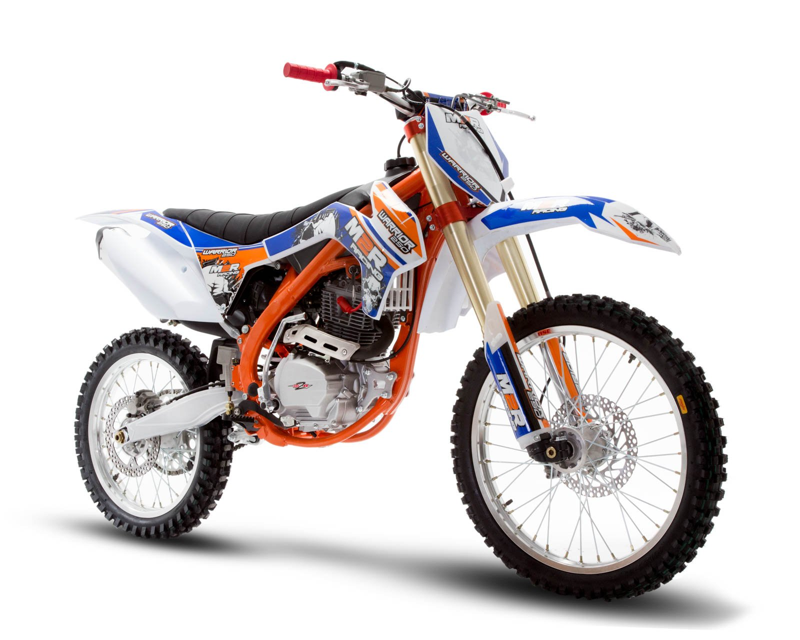 m2r racing warrior j1 250cc 21 18 96cm dirt bike. Black Bedroom Furniture Sets. Home Design Ideas