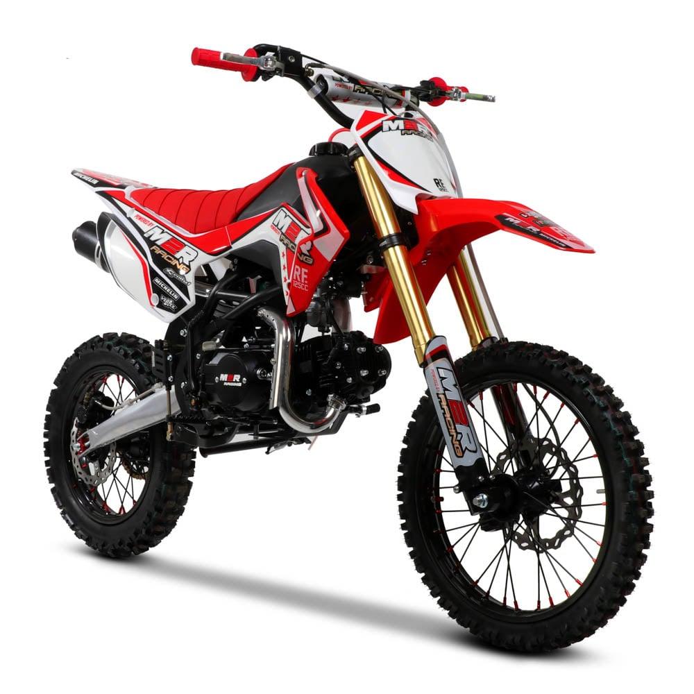 M2r Rf125 S2 125cc 17 14 86cm Red Dirt Bike 2018 Pit Kick Start Wiring Diagram