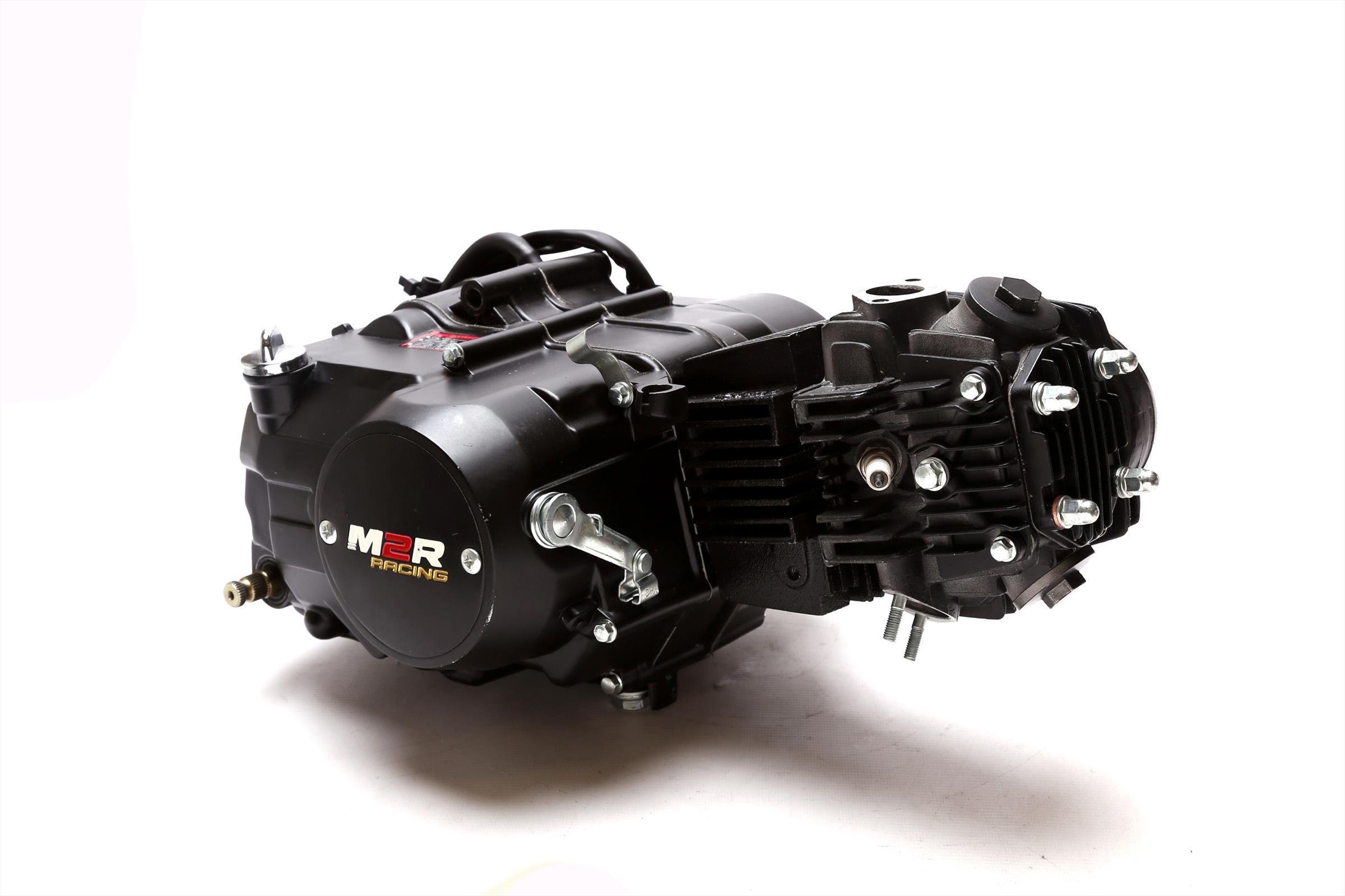 m2r kxf125 pit bike basic 125cc engine. Black Bedroom Furniture Sets. Home Design Ideas