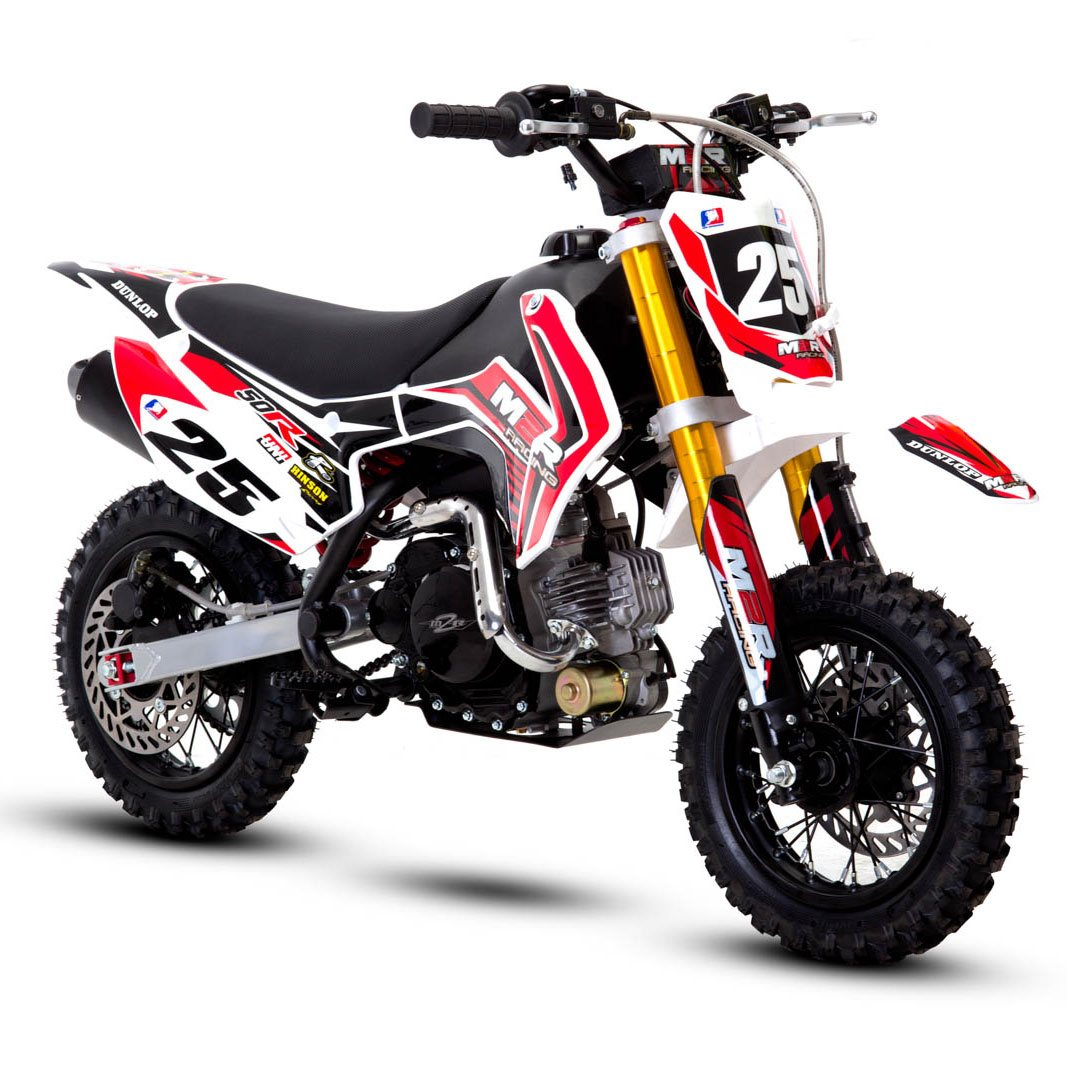 m2r racing 50r 50cc 62cm automatic mini pit bike. Black Bedroom Furniture Sets. Home Design Ideas