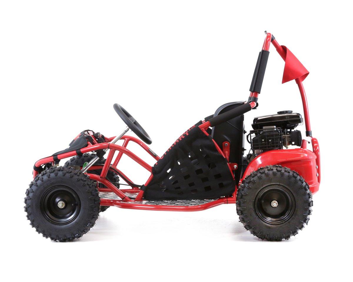 Funbikes Funkart 79cc Petrol Red Kids Mini Go Kart