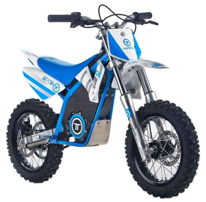 torrot e12 48v 61cm electric kids mini enduro bike. Black Bedroom Furniture Sets. Home Design Ideas