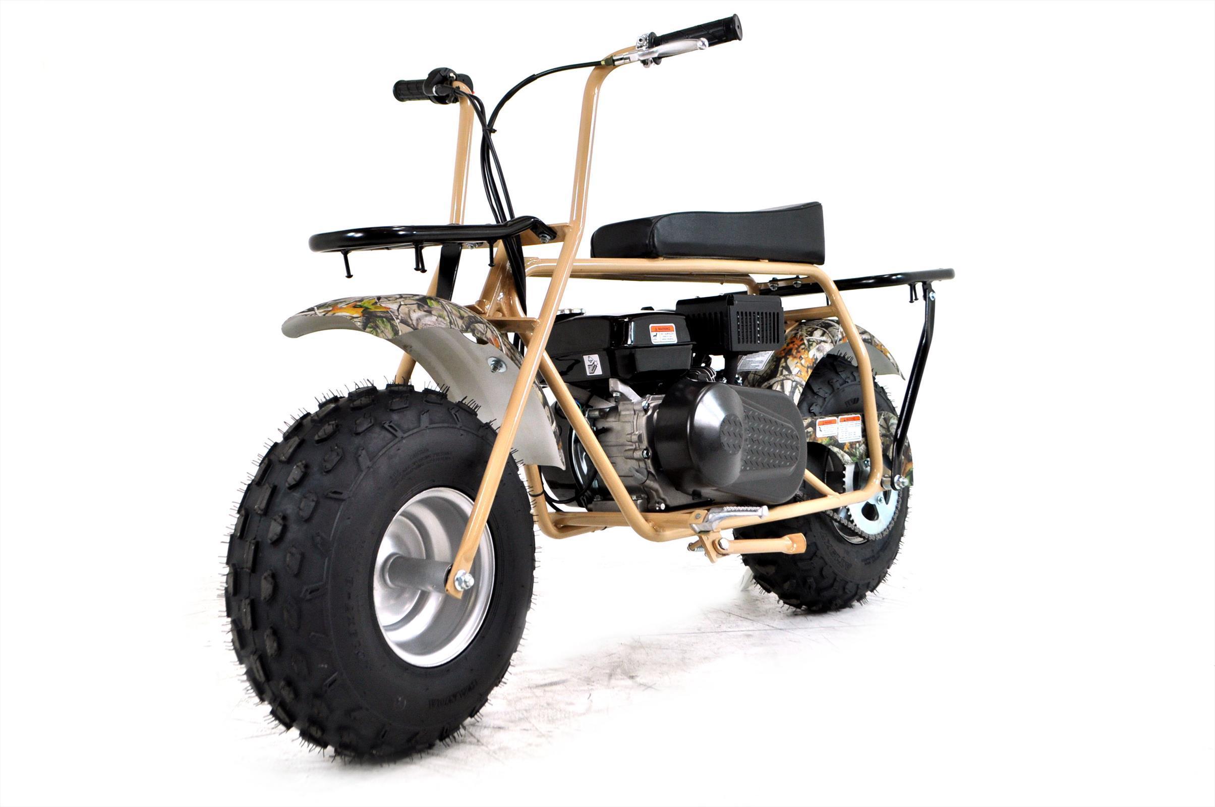 37 Baja Warrior 200 Cc Minibike Price 45000 In