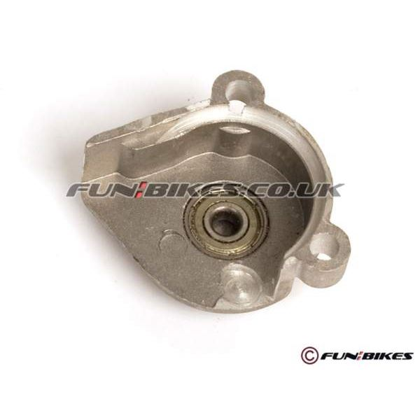 Mini Moto, Quad Sprocket Pinion Cover Grey