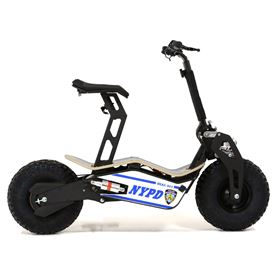 Velocifero MAD 48 Volt 1600W NYPD Blue Electric Scooter