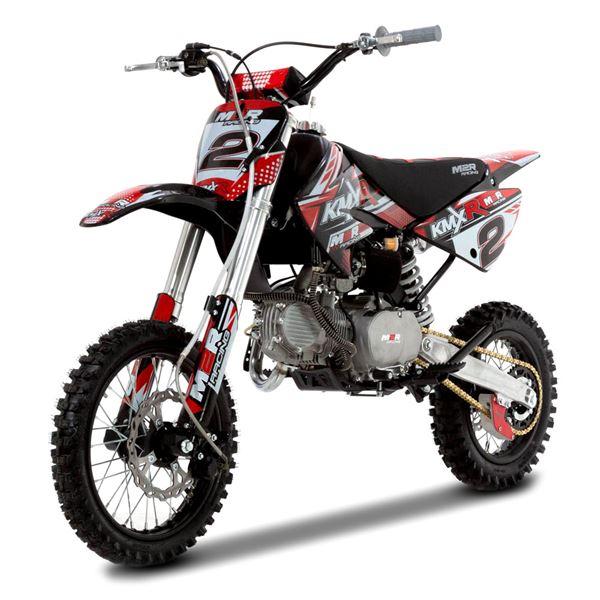 M2r Racing Kmxr140 140cc 82cm Red Pit Bike