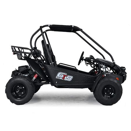 Funbikes GTS150 150cc Black Super Sport Off Road Buggy