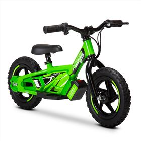 Amped A10 Green 100w Electric Kids Balance Bike