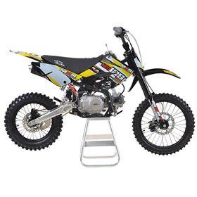 Dirt Bikes And Trials Bikes