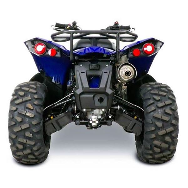 SMC MBX 850 Blue Sport V-Twin EPS Road Legal Quad Bike