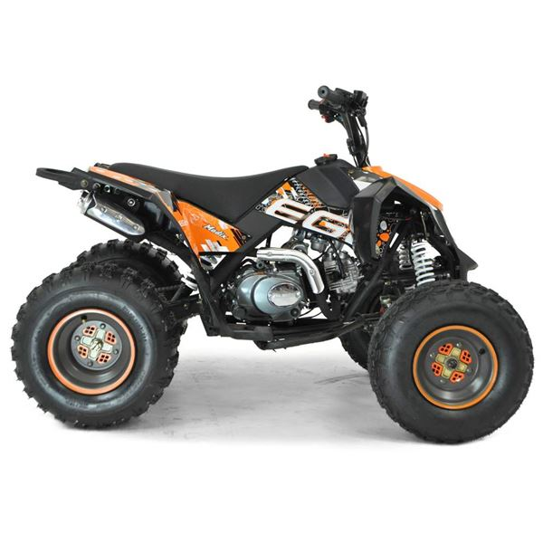 EGL Madmax 110cc Black Kids Quad Bike