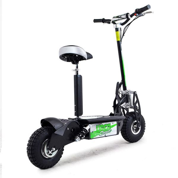 uber scoot 36 volt 800w electric scooter powerboard. Black Bedroom Furniture Sets. Home Design Ideas