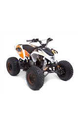 EGL Madmax 110cc White Kids Sports Quad Bike
