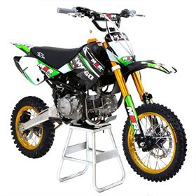 M2R Racing KMX160 160cc 82cm Carbon Limited Edition Pit Bike