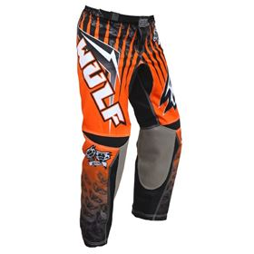 Wulfsport Arena Race Trousers Orange