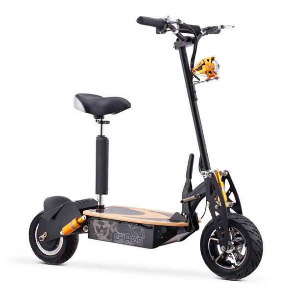 Chaos Sport 48v 1600W Big Wheel Adult Electric Scooter