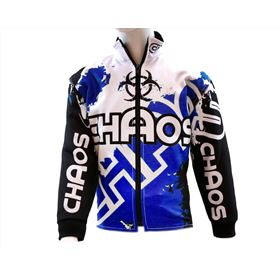 Chaos Kids Off Road Jacket Blue