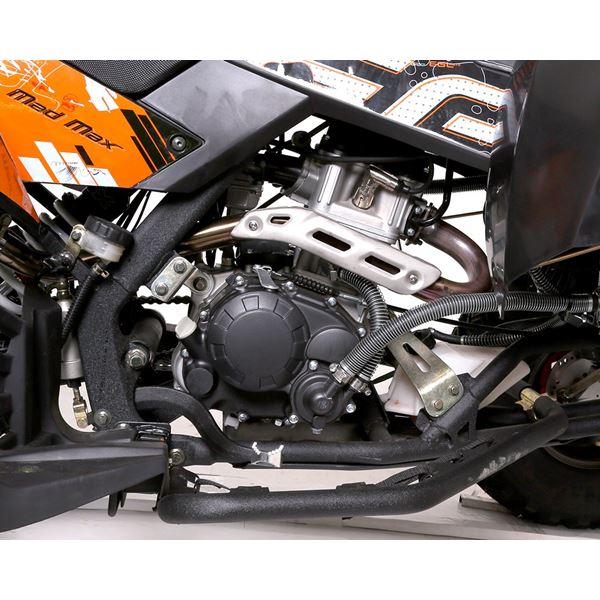 EGL Madmax 250cc Black Sports Adults Quad Bike