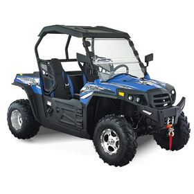 Hisun Strike 250cc Blue Road Legal Off Road Buggy