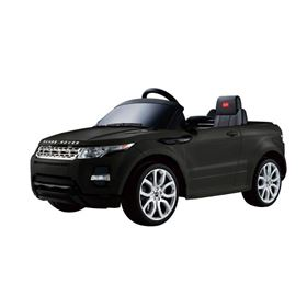 Range Rover Licenced Evoque Black Electric Ride On 4X4 SUV