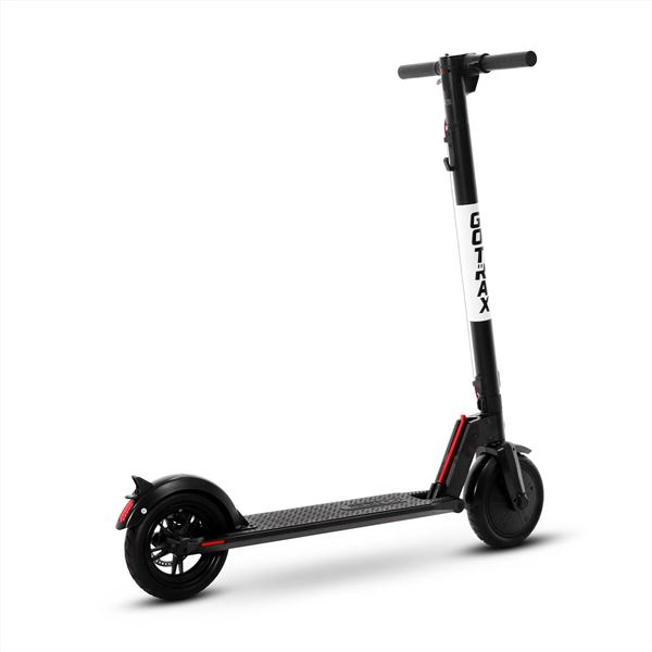 Gotrax XR ULTRA 36v 7AH 300W LG Lithium Black Folding Electric Scooter
