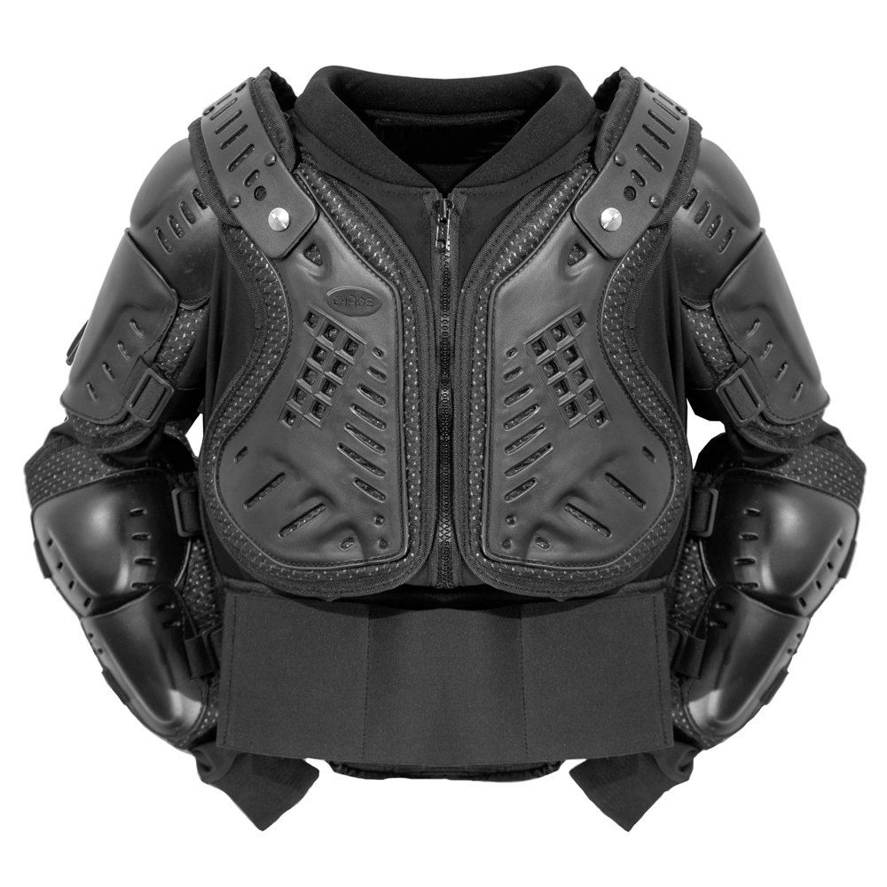 Chaos Adults Motocross Protective Safety Jacket - All Ages