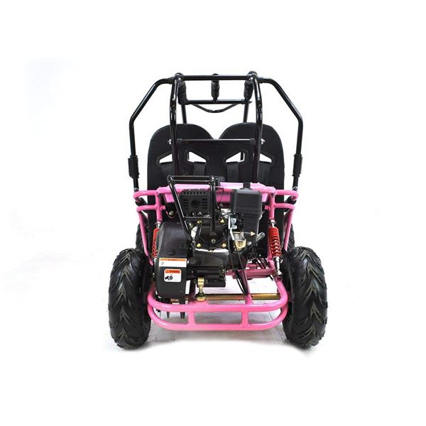 FunBikes Shark RV50 156cc Pink Mini Off Road Buggy