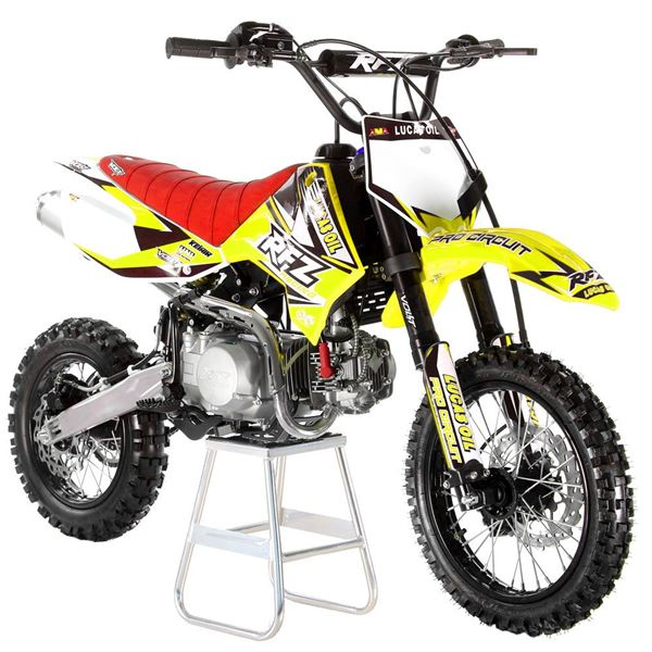 RFZ Racing RFZ140 140cc 76cm Yellow Pit Bike