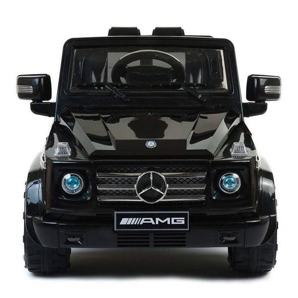 Mercedes Licenced G55 AMG Black Electric Ride On 4X4 SUV
