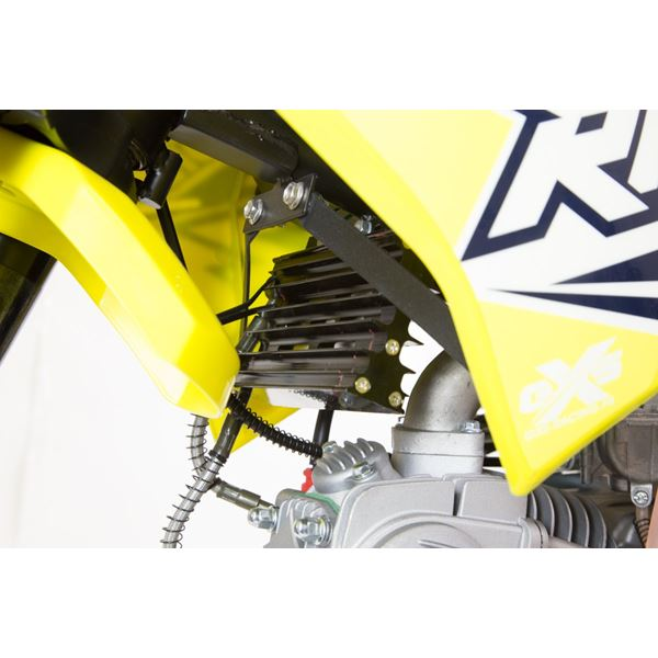 "M2R Racing RFZ140 140cc 76cm Yellow ""Race Ready"" Supermoto"