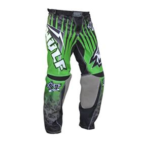 Wulfsport Arena Race Trousers Green