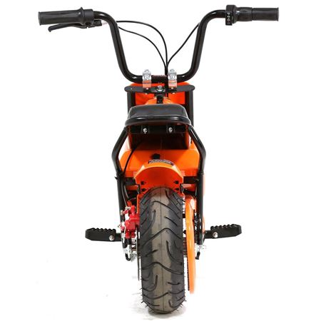 FunBikes MB 43cm Orange 250w Electric Kids Monkey Bike