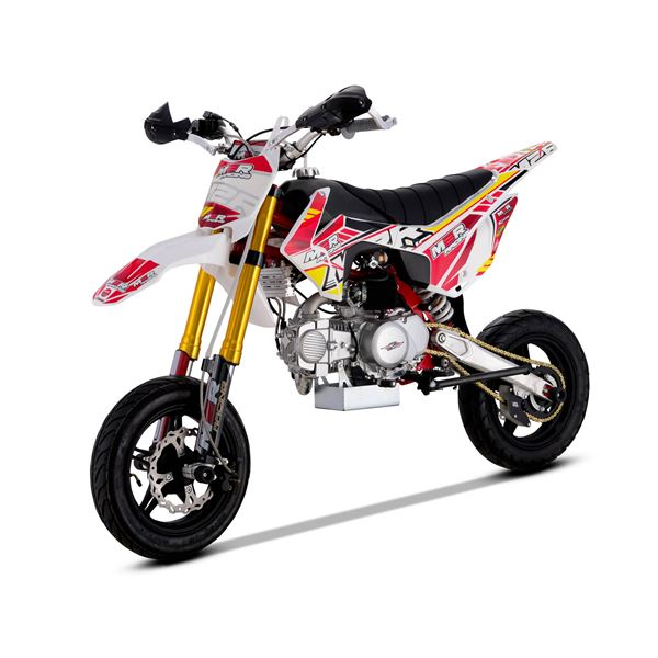 M2R Racing RF140SM 140cc 82cm CRF110 Supermoto Pit Bike