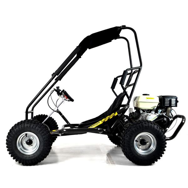 FunBikes The Drift 2 270cc Black Roll Bar Go Kart