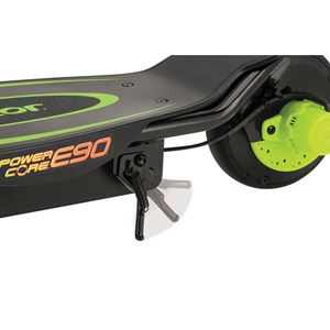 Razor Power Core E90 12v Volt 90W Green Electric Scooter