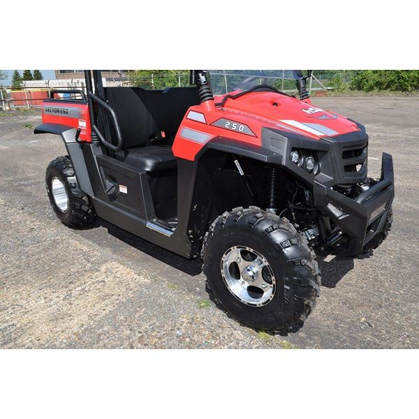 Hisun Sector 250cc Road Legal Off Road Utility Buggy