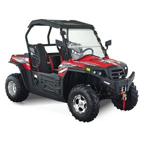 Hisun Strike 250cc Red Road Legal Off Road Buggy