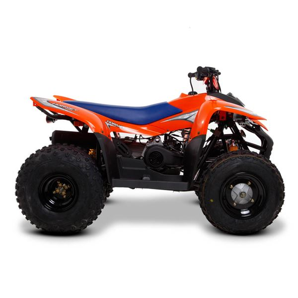 SMC Hornet 100cc Orange Childs Quad Bike