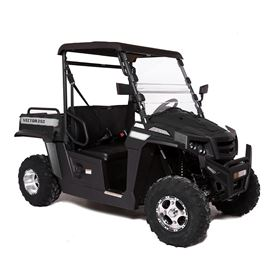 Hisun Sector 250cc Black Road Legal Off Road Utility Buggy